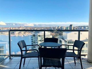 "Photo 2: 2601 428 BEACH Crescent in Vancouver: Yaletown Condo for sale in ""KINGS LANDING"" (Vancouver West)  : MLS®# R2575772"