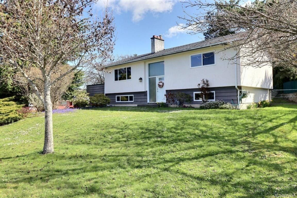 Main Photo: 4247 Springridge Cres in : SW Northridge House for sale (Saanich West)  : MLS®# 873746