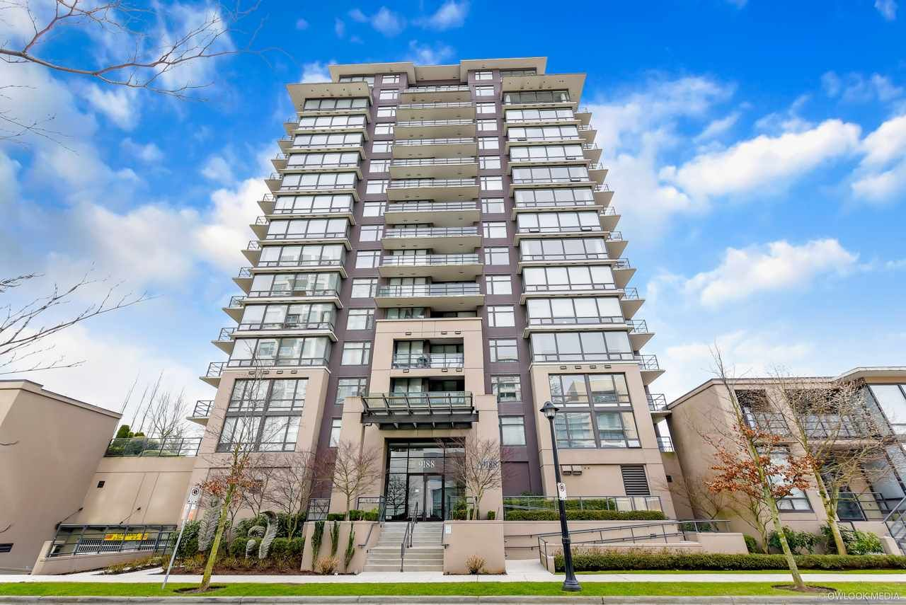 "Main Photo: 903 9188 COOK Road in Richmond: McLennan North Condo for sale in ""Residence On A Park"" : MLS®# R2249988"