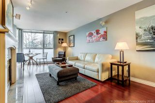 "Photo 3: 209 8420 JELLICOE Street in Vancouver: Fraserview VE Condo for sale in ""BOARDWALK"" (Vancouver East)  : MLS®# R2246655"