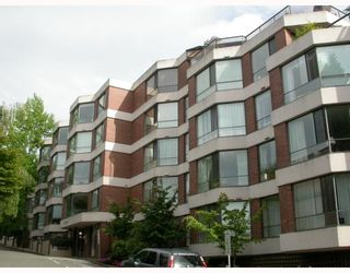 "Photo 1: 106 2140 BRIAR Avenue in Vancouver: Quilchena Condo for sale in ""ARBUTUS VILLAGTE"" (Vancouver West)  : MLS®# V781202"