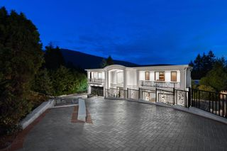 Photo 1: 618 BARNHAM Road in West Vancouver: British Properties House for sale : MLS®# R2616543