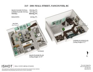 """Photo 28: 217 2001 WALL Street in Vancouver: Hastings Condo for sale in """"Cannery Row"""" (Vancouver East)  : MLS®# R2601895"""
