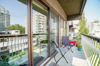 "Photo 17: 410 1655 NELSON Street in Vancouver: West End VW Condo for sale in ""Hampstead Manor"" (Vancouver West)  : MLS®# R2513219"