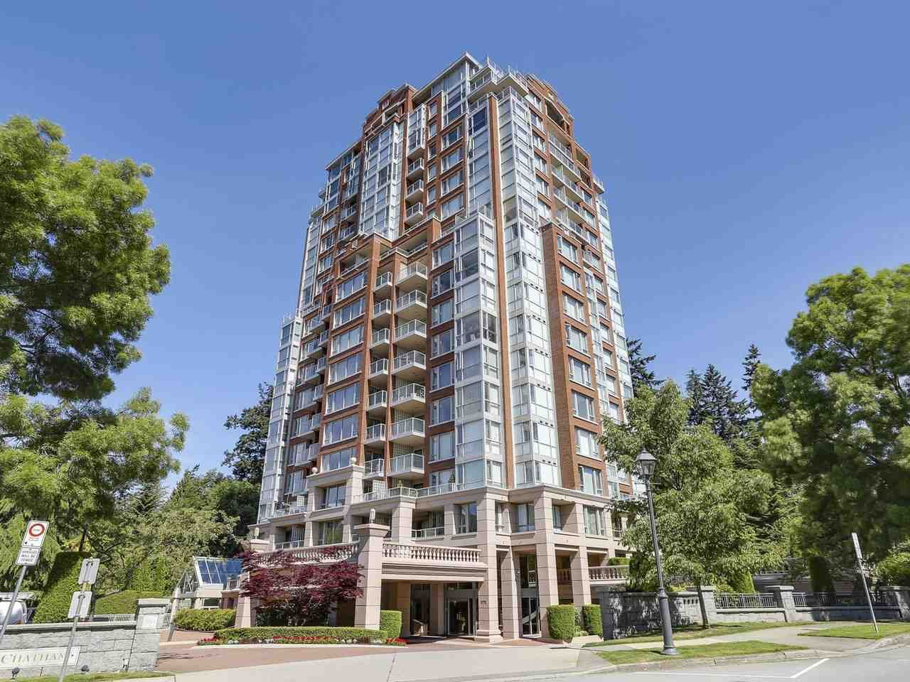 """Main Photo: 1704 5775 HAMPTON Place in Vancouver: University VW Condo for sale in """"CHATHAM"""" (Vancouver West)  : MLS®# R2196974"""