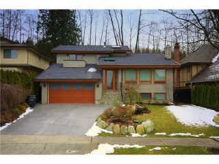 Photo 1: 2096 MEADOWOOD Park in Burnaby: Forest Hills BN House for sale (Burnaby North)  : MLS®# V870711