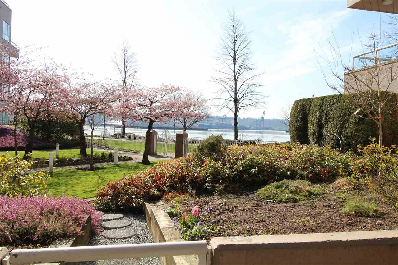 """Main Photo: 118 1150 QUAYSIDE Drive in New Westminster: Quay Condo for sale in """"WESTPORT"""" : MLS®# R2559746"""