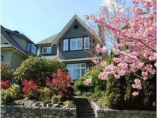 """Photo 1: 3939 HEATHER Street in Vancouver: Cambie House for sale in """"DOUGLAS PARK"""" (Vancouver West)  : MLS®# V1004115"""