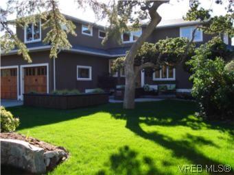 Main Photo: 3156 Woodburn Ave in VICTORIA: OB Henderson House for sale (Oak Bay)  : MLS®# 517657