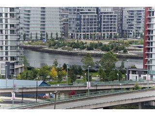 """Photo 2: 1505 989 BEATTY Street in Vancouver: Yaletown Condo for sale in """"NOVA"""" (Vancouver West)  : MLS®# V914855"""