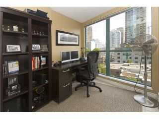 """Photo 5: 1003 939 HOMER Street in Vancouver: Downtown VW Condo for sale in """"PINNACLE"""" (Vancouver West)  : MLS®# V819841"""
