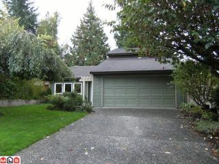 "Photo 1: 11090 PROSPECT Drive in Delta: Sunshine Hills Woods House for sale in ""SUNSHINE HILLS AREA"" (N. Delta)  : MLS®# F1125669"