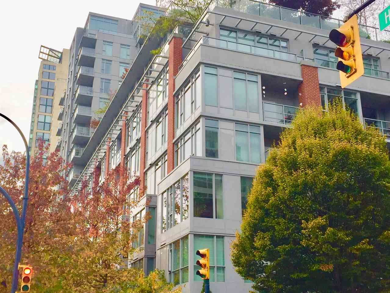 "Main Photo: 410 1133 HOMER Street in Vancouver: Yaletown Condo for sale in ""Yaletown"" (Vancouver West)  : MLS®# R2226540"