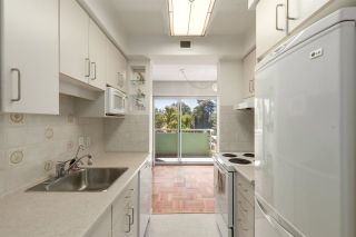 """Photo 4: 201 5926 TISDALL Street in Vancouver: Oakridge VW Condo for sale in """"OAKMONT PLAZA"""" (Vancouver West)  : MLS®# R2614252"""