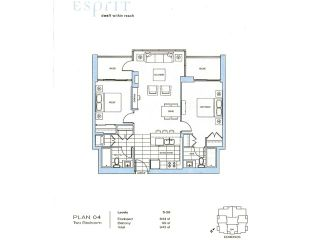 """Photo 2: 604 7328 ARCOLA Street in Burnaby: Highgate Condo for sale in """"ESPRIT 1"""" (Burnaby South)  : MLS®# V937065"""