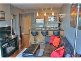Photo 1: 505 834 Johnson St in VICTORIA: Vi Downtown Condo for sale (Victoria)  : MLS®# 700650
