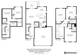 Photo 26: 103 Citadel Meadow Gardens in Calgary: Citadel Row/Townhouse for sale : MLS®# A1024145