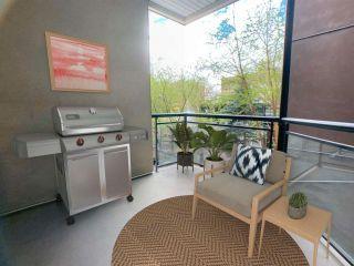 Photo 17: 223 10407 122 Street in Edmonton: Zone 07 Condo for sale : MLS®# E4244477