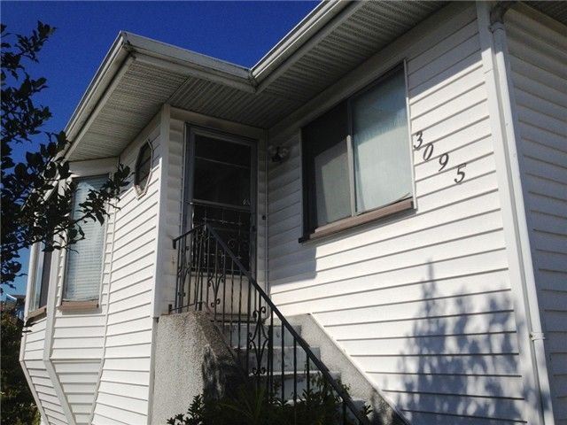 Main Photo: 3095 E BROADWAY Street in Vancouver: Renfrew VE House for sale (Vancouver East)  : MLS®# V970805