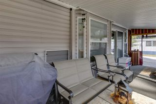 """Photo 6: 27 40022 GOVERNMENT Road in Squamish: Garibaldi Estates Manufactured Home for sale in """"Angelo's Trailer Park"""" : MLS®# R2379111"""