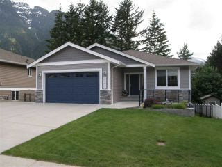 Photo 1: 21221 KETTLE VALLEY Place in Hope: Hope Kawkawa Lake House for sale : MLS®# R2274264