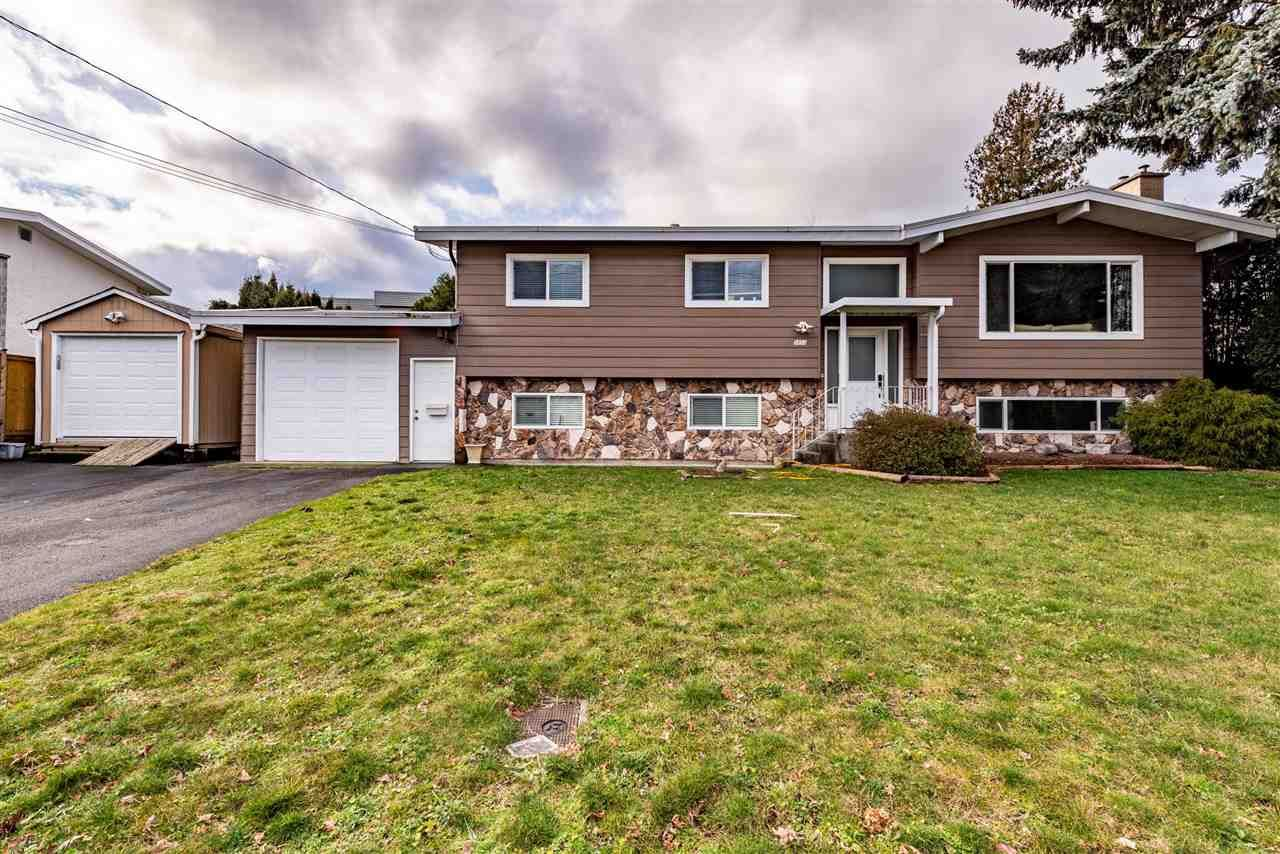 Main Photo: 5853 CLOVER Drive in Chilliwack: Vedder S Watson-Promontory House for sale (Sardis)  : MLS®# R2534197
