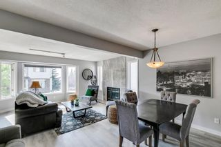Photo 4: 100 Patina Park SW in Calgary: Patterson Row/Townhouse for sale : MLS®# A1130251