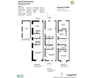Photo 40: 2466 E 37TH Avenue in Vancouver: Collingwood VE 1/2 Duplex for sale (Vancouver East)  : MLS®# R2565675