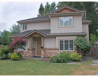 Photo 1: 7715 MCCARTHY Court in Burnaby: Burnaby Lake House for sale (Burnaby South)  : MLS®# V771957