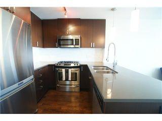 Photo 4: # 705 7117 ELMBRIDGE WY in Richmond: Brighouse Condo for sale : MLS®# V1106196