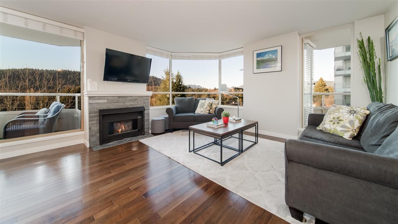 """Main Photo: 603 738 FARROW Street in Coquitlam: Coquitlam West Condo for sale in """"THE VICTORIA"""" : MLS®# R2532071"""