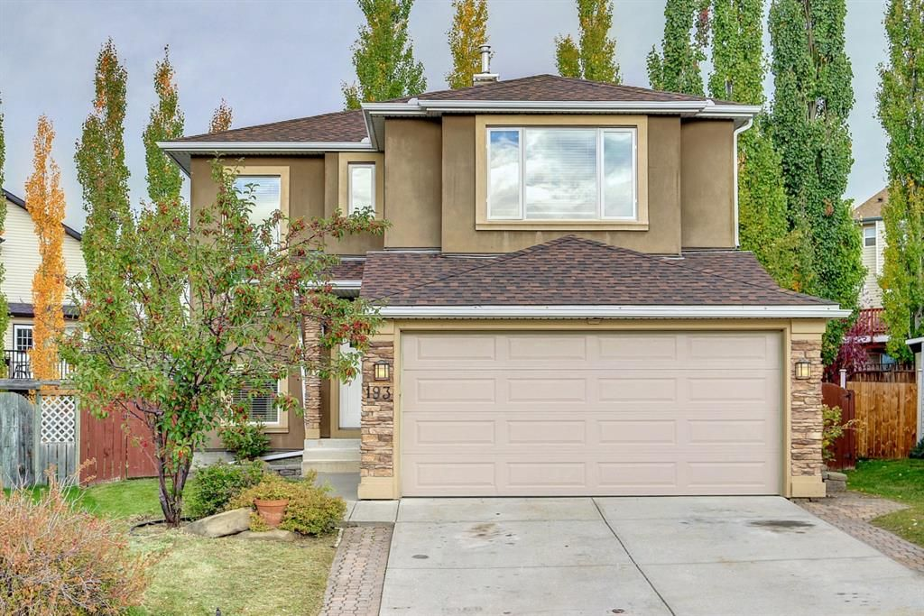 Main Photo: 193 Tuscarora Place NW in Calgary: Tuscany Detached for sale : MLS®# A1150540