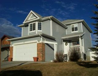 Photo 1: : Airdrie Residential Detached Single Family for sale : MLS®# C3195307