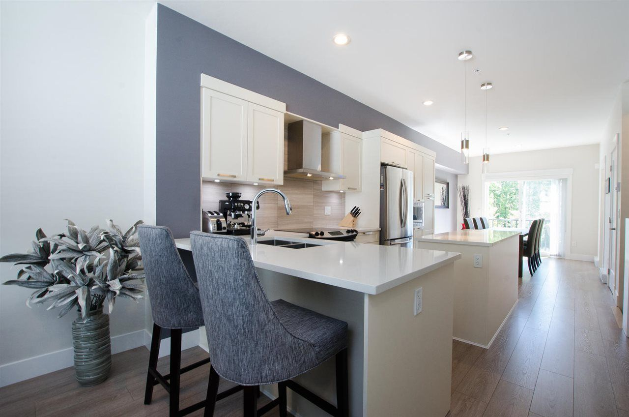 """Main Photo: 72 7686 209 Street in Langley: Willoughby Heights Townhouse for sale in """"KEATON"""" : MLS®# R2270555"""