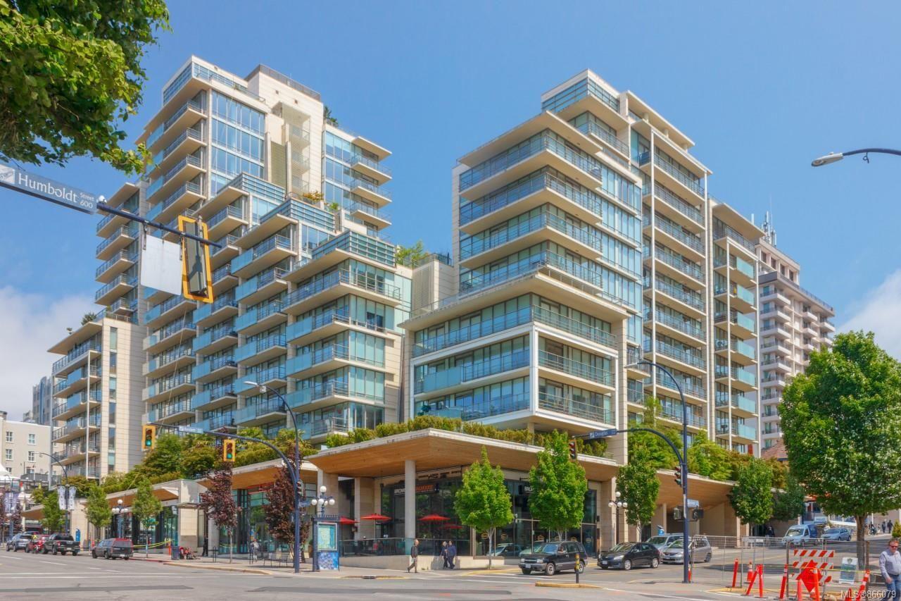 Main Photo: 1103 708 Burdett Ave in : Vi Downtown Condo for sale (Victoria)  : MLS®# 866079