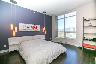"""Photo 10: 2301 2077 ROSSER Avenue in Burnaby: Brentwood Park Condo for sale in """"VANTAGE"""" (Burnaby North)  : MLS®# R2058471"""