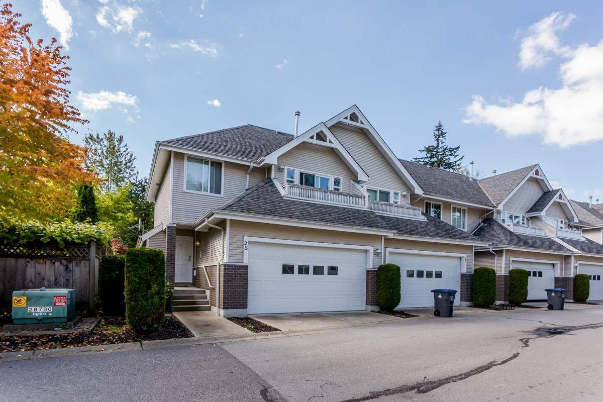 "Main Photo: 28 13918 58 Avenue in Surrey: Panorama Ridge Townhouse for sale in ""Alder Park"" : MLS®# R2558426"