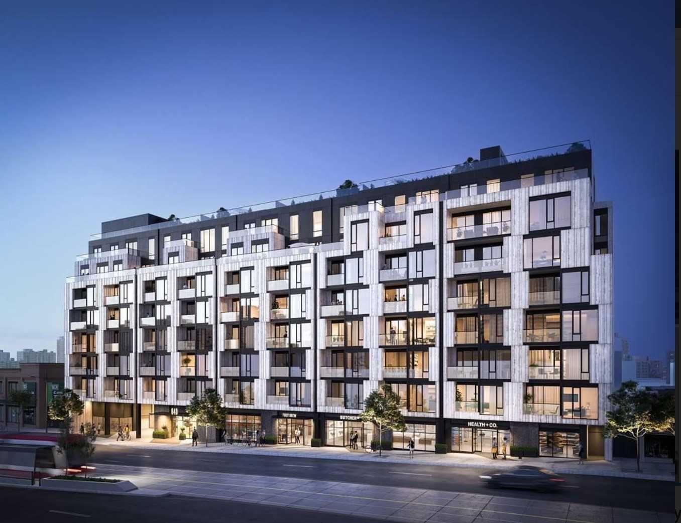 Main Photo: 840 W St Clair Avenue in Toronto: Wychwood Property for lease (Toronto C02)  : MLS®# C5341062