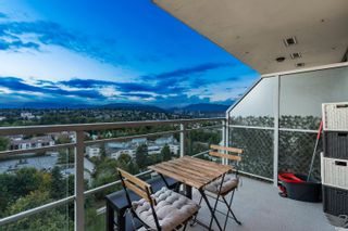 """Photo 28: 2209 280 ROSS Drive in New Westminster: Fraserview NW Condo for sale in """"Carlyle"""" : MLS®# R2617510"""