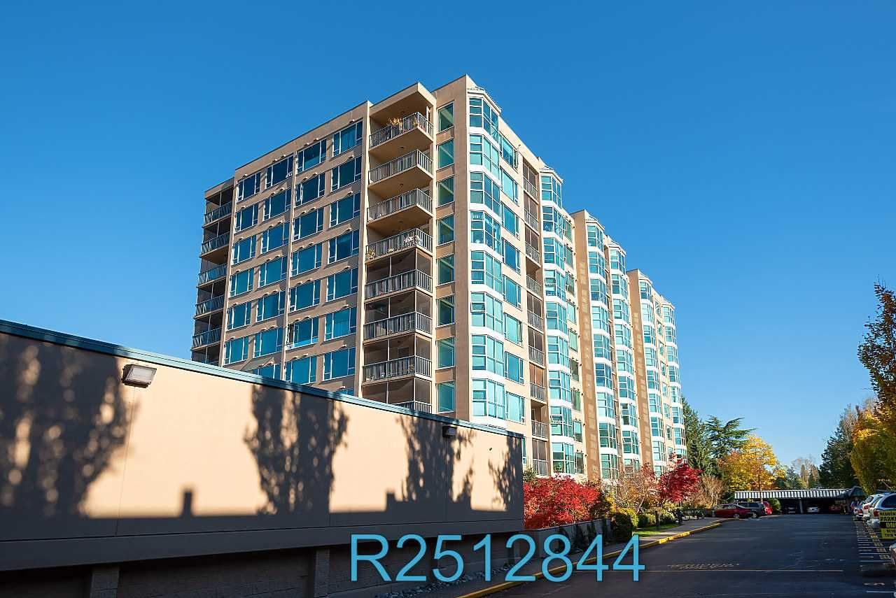 """Main Photo: 812 12148 224 Street in Maple Ridge: East Central Condo for sale in """"Panorama"""" : MLS®# R2512844"""