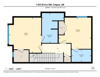 Photo 34: 1 532 56 Avenue SW in Calgary: Windsor Park Row/Townhouse for sale : MLS®# A1150539