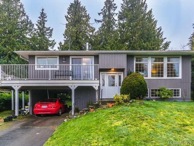 Main Photo: 3059 Shamrock Pl in NANAIMO: Na Departure Bay House for sale (Nanaimo)  : MLS®# 701920