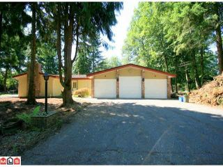 Photo 1: 7333 206A Street in Langley: Willoughby Heights House for sale : MLS®# R2571136