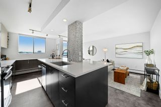 """Photo 1: 907 145 ST. GEORGES Avenue in North Vancouver: Lower Lonsdale Condo for sale in """"Talisman Tower"""" : MLS®# R2609306"""