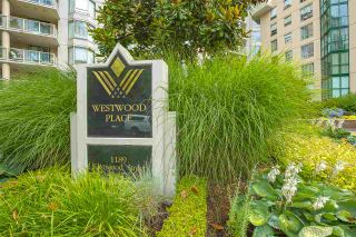 """Photo 33: 703 1189 EASTWOOD Street in Coquitlam: North Coquitlam Condo for sale in """"THE CARTIER"""" : MLS®# R2531681"""