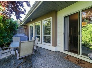 Photo 18: 1456 STEVENS Street: White Rock Townhouse for sale (South Surrey White Rock)  : MLS®# F1400124