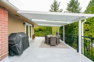 Photo 33: 1761 SHANNON Court in Coquitlam: Harbour Place House for sale : MLS®# R2568541
