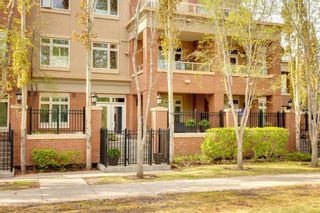 Photo 2: 103 680 Princeton Way SW in Calgary: Eau Claire Apartment for sale : MLS®# A1109337