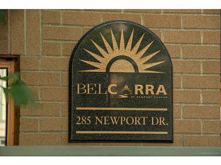 "Photo 2: 308 285 NEWPORT Drive in Port Moody: North Shore Pt Moody Condo for sale in ""THE BELCARRA @ NEWPORT VILLAGE"" : MLS®# V1134307"