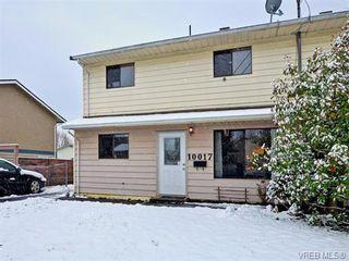 Photo 1: 10017 Siddall Rd in SIDNEY: Si Sidney North-East Half Duplex for sale (Sidney)  : MLS®# 750211
